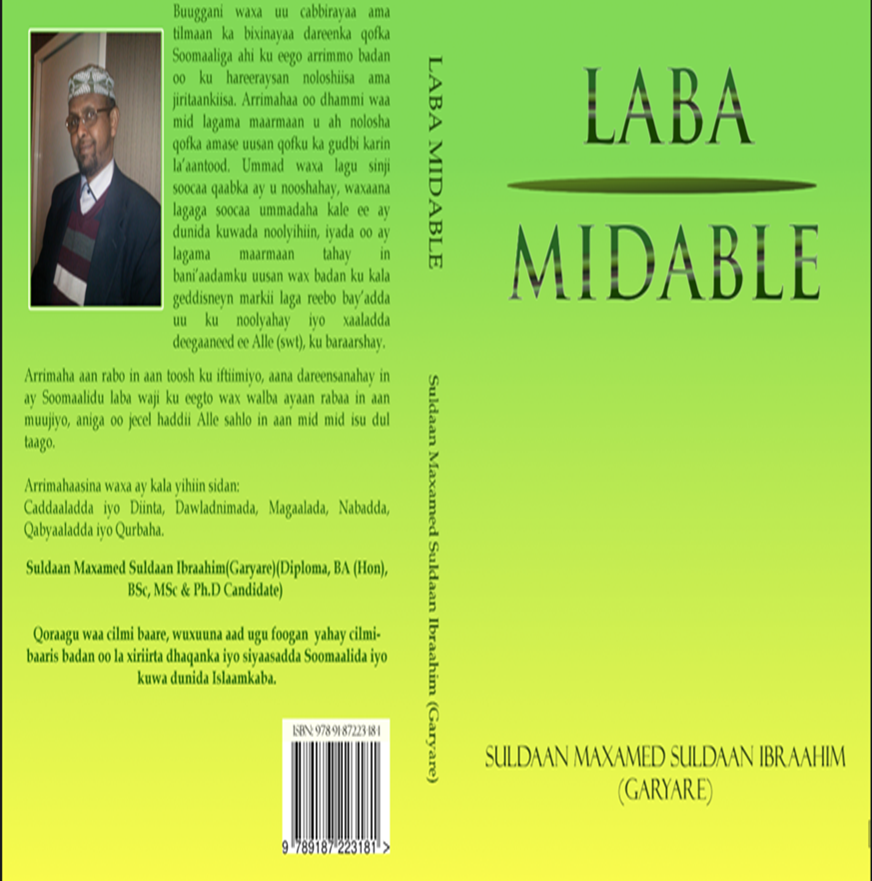 Laba Midable ( Dual Personality)